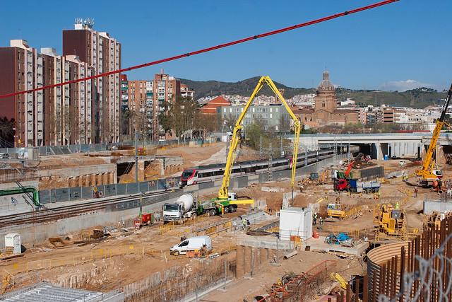 Triángulo ferroviario - Norte - 28-03-11