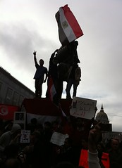 Next #Egypt protest 1 pm Sat Feb 5 @UN Plaza #...