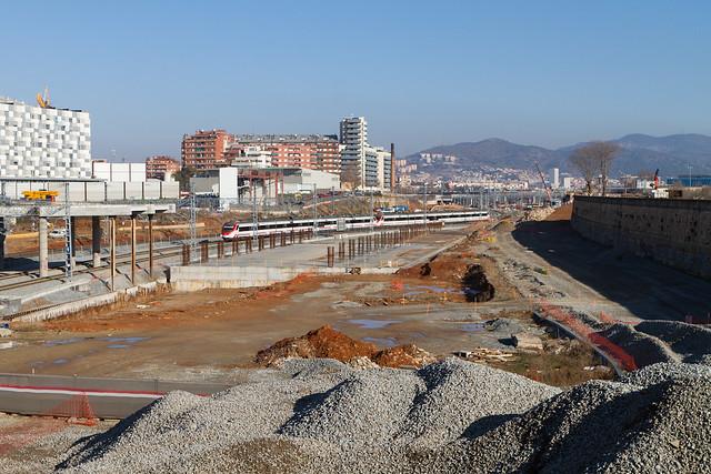 Pont del Treball - Norte - 01-02-11