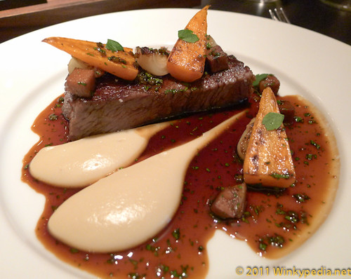 Beef Royal at Dinner By Heston