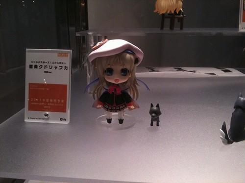 Nendoroid Noumi Kudryavka: Black version?