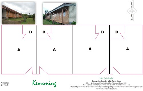 Landscape kamar kemuning