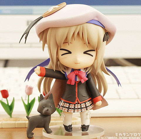 Nendoroid Kudryavka Noumi: Winter Uniform version