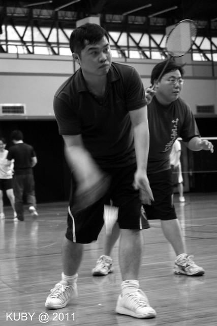 2011 羽球賽 @ 湯姆嗑滷蛋 :: 痞客邦
