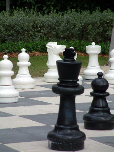 A game of chess, anyone