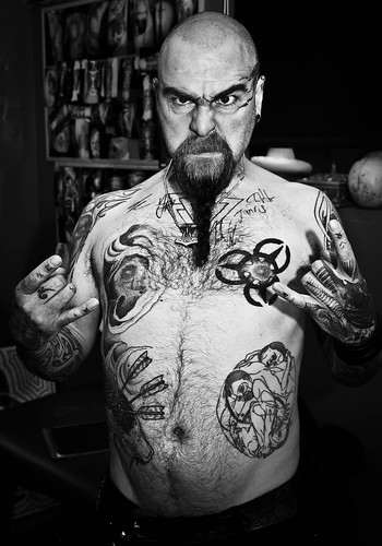 Murder Face by Ian Keegan