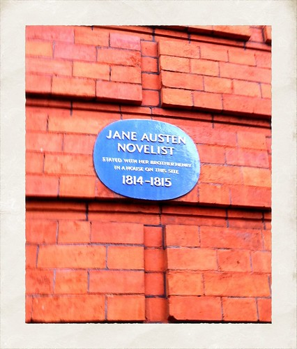 Jane Austen Was Here!