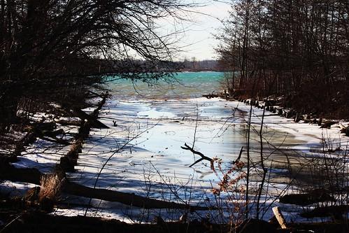 Frigid Waters