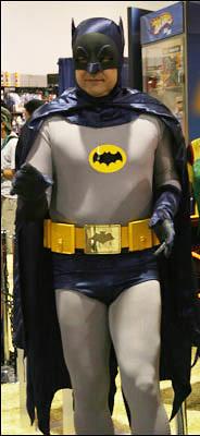 Psicopatia - Batman
