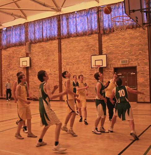 S2/3 Basketball