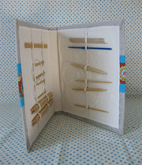 circular needle case