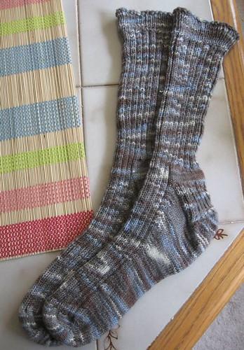 Curtiss' sock