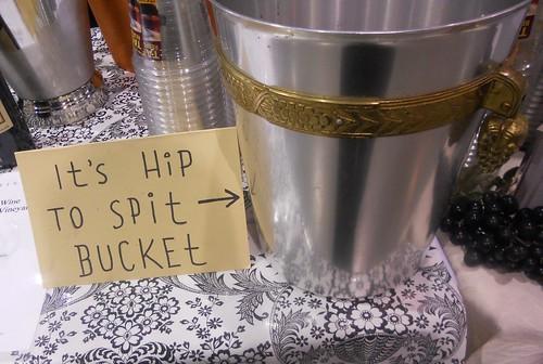 Hip to Spit Bucket