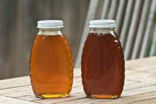 2011 First Honey Harvest