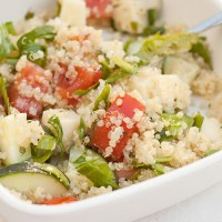 Wishing for Summer - Quinoa Salad
