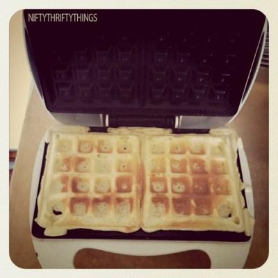 {waffle madness}