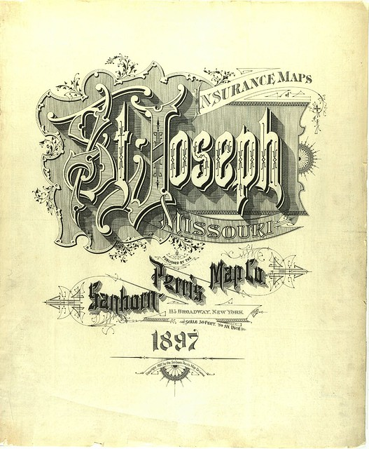 St. Joseph, Missouri February 1897
