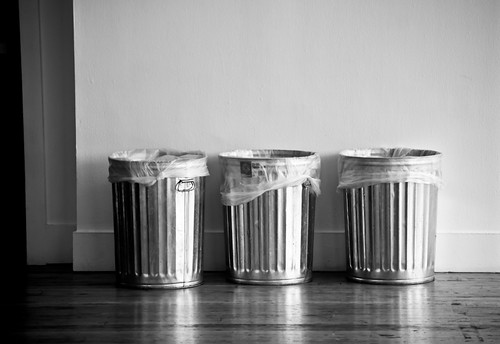 Garbage Cans 3