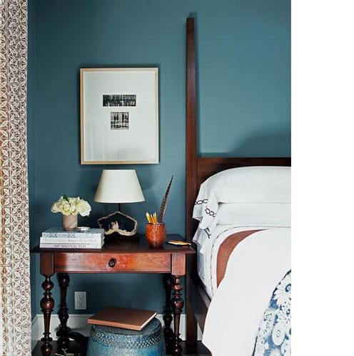 bedroom Dominique Vorillon photog