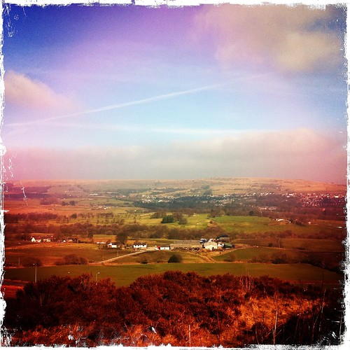 View over Egerton