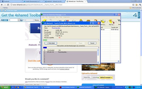 test download ~ wifi booster