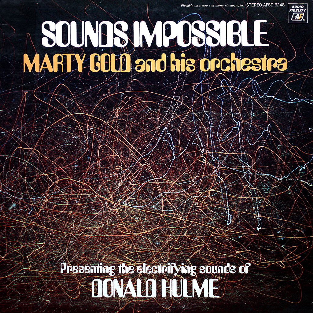 Marty Gold - Sounds Impossible