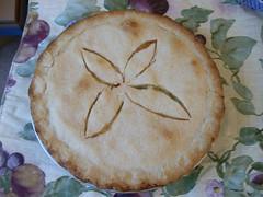 Baked Shaker Lemon Pie