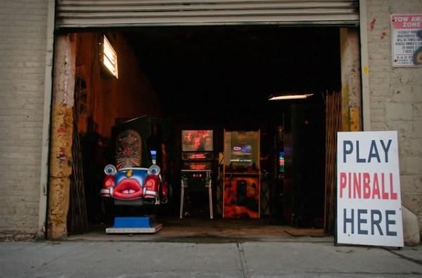 54/365 - Franklin Street, Greenpoint.