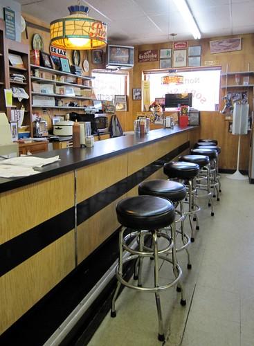 Northgate Soda Shop Counter