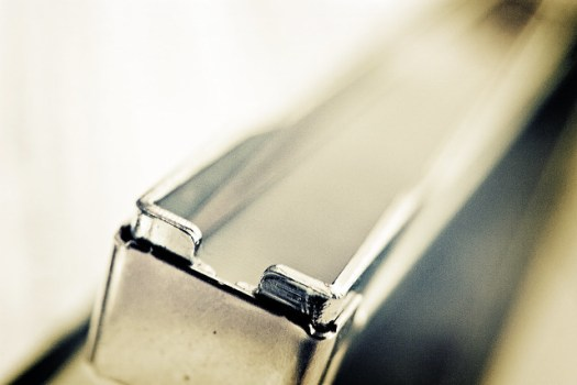 Stapler - Up close and personal
