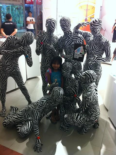 Swatch Zebra