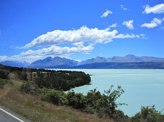 To Mt Cook