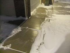 My sidewalks are dangerous.