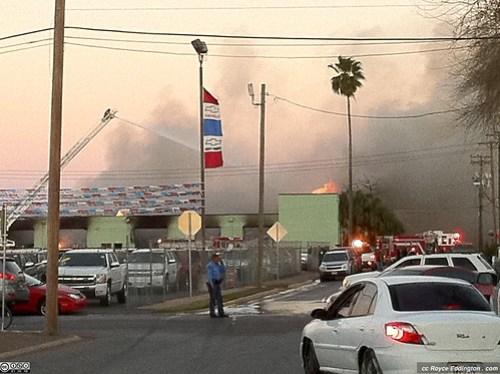McAllen Medical Warehouse Fire Jan 2011 B