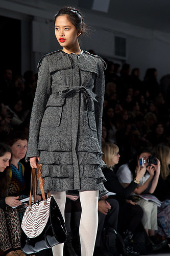New York Fashion Week Fall 2011 - Nanette Lapore 34