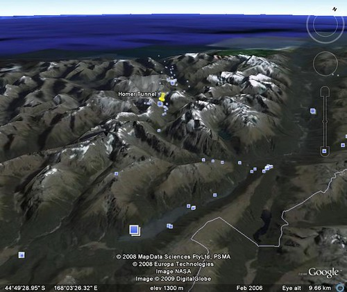 google earth milford sound 5