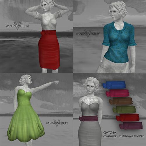 Vanitas Vesture for Fashion for Life 2011