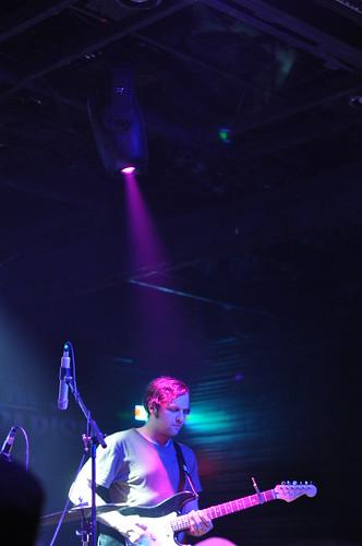 The Dodos @ SXSW, the Parish, Austin, TX, 3/16/11