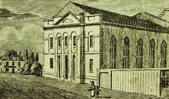 Vieux Montréal 1826. Rue Saint-Jacques >Ouest,...