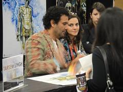 WonderCon 2011 - Immortals director Tarsem Sin...