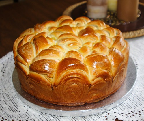 Annies Art Book Food Pitka Kifli  Butter bread