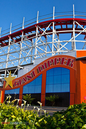 Giant Dipper sign