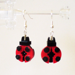 Ladybug Earrings 5