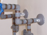 Polybutylene Water Supply Piping