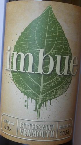 Imbue Vermouth