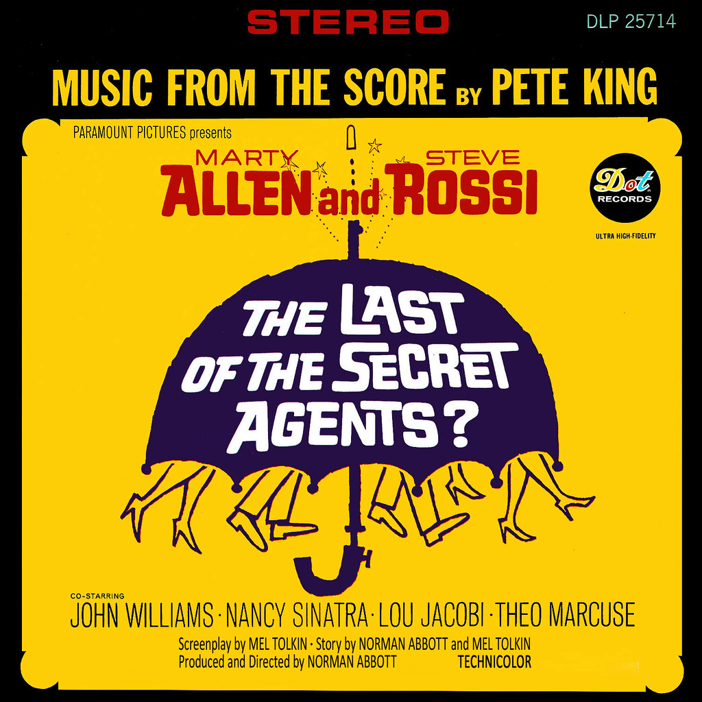 Pete King - The Last of the Secret Agents?