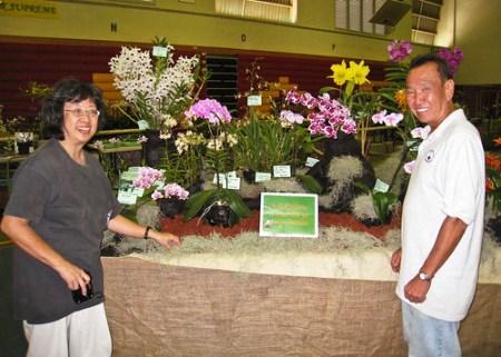 HOS Display at 2011 Windward Show