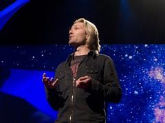 TED 2011 - Eric Whitacre ©Suzie Katz #2521