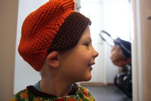 Niilo's hat