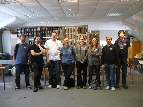 SSE at TNMOC
